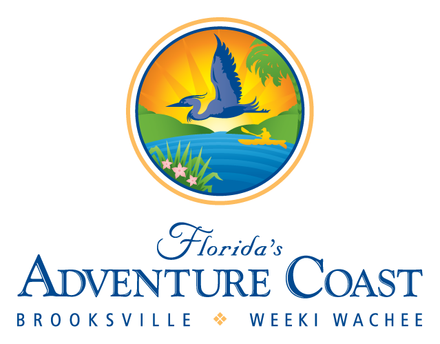 Floridas Adventure Coast Logo